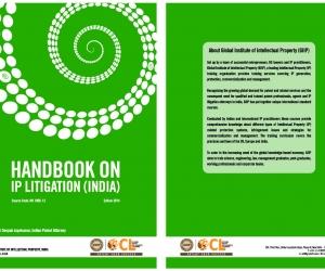 Handbook on IP litigation (India)