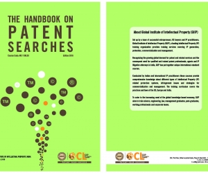 The Handbook on Patent Searches