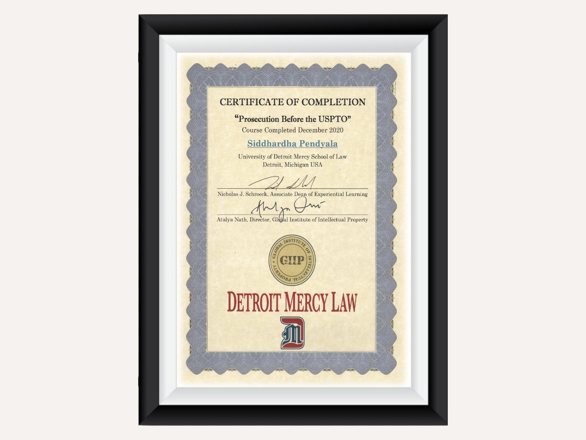 GIIP-Certificates-Detroit-Mercy-Law