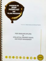 Handbook on Indian Patents Act and Filing Procedures