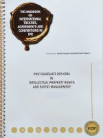 International Treaties Agreements and Conventions in IPR